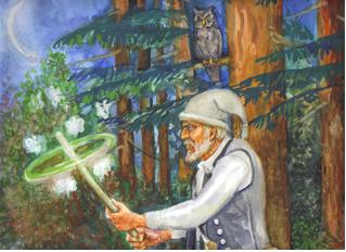 Pour la défense de la tradition orale et du mysticisme naturel ancestral québécois